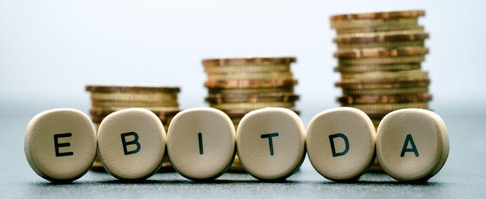 EBITDA vs net income