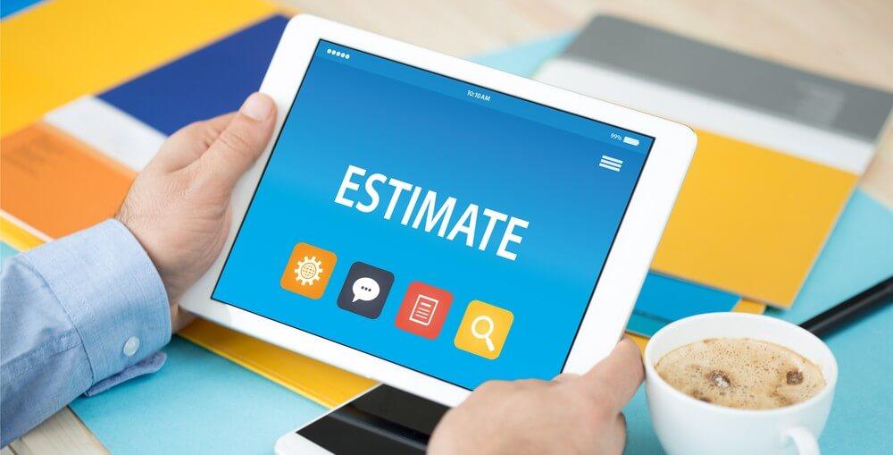 Quotes - estimates - proposals - bids