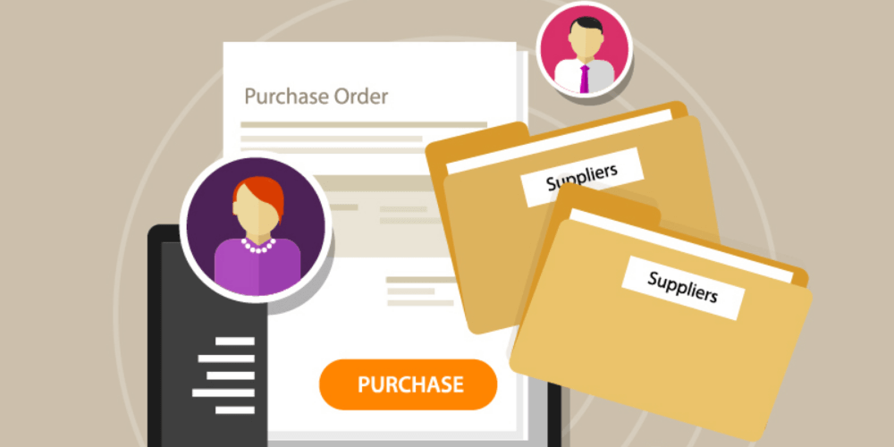 Create your Purchase Order with Billdu