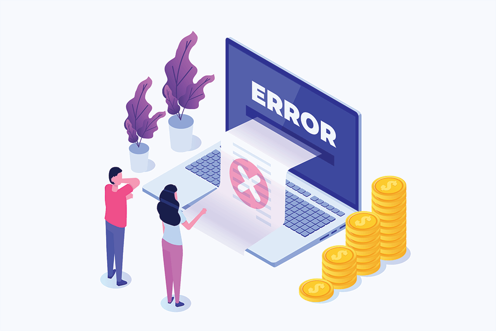 Common billing errors and mistakes