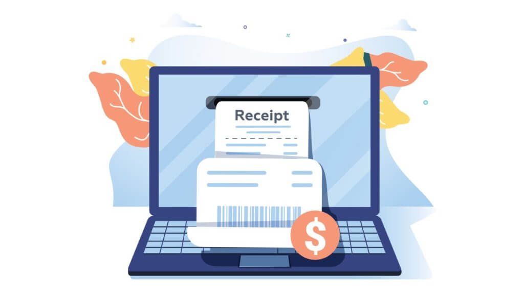 Invoice or receipt explanation and definition