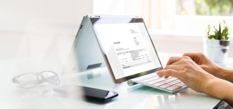 Invoice templates for faster e-invoicing