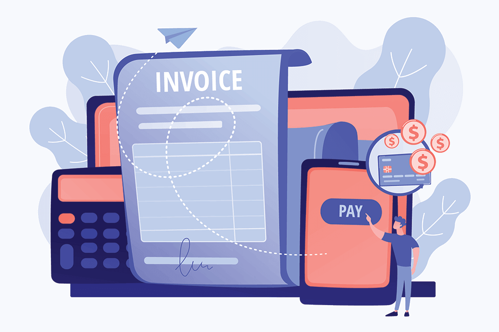 Invoice payment terms