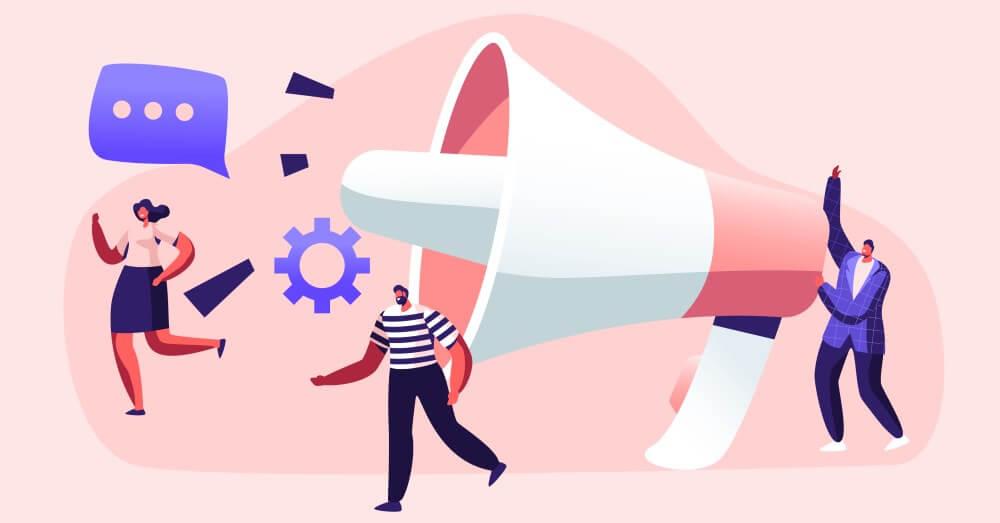 Improve business efficiency through communication