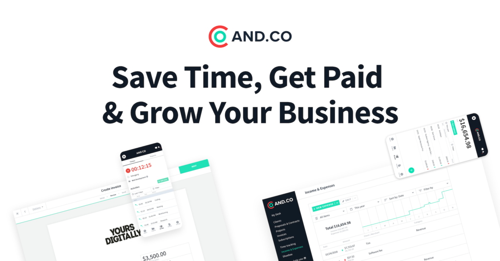 And co Small business platform