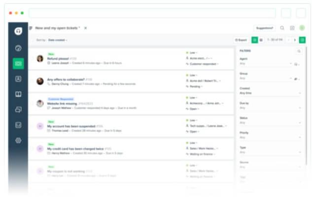 Freshdesk - best customer support software for SMBs