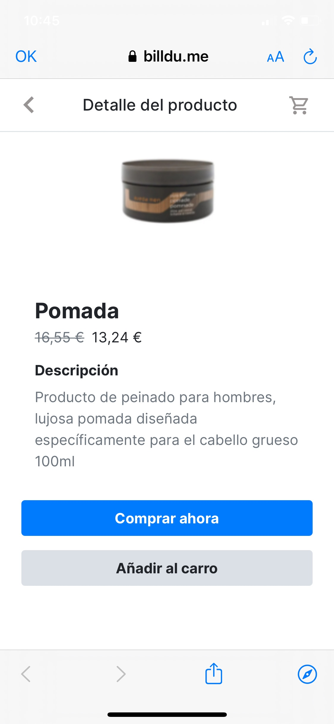facturas app instant page producto1