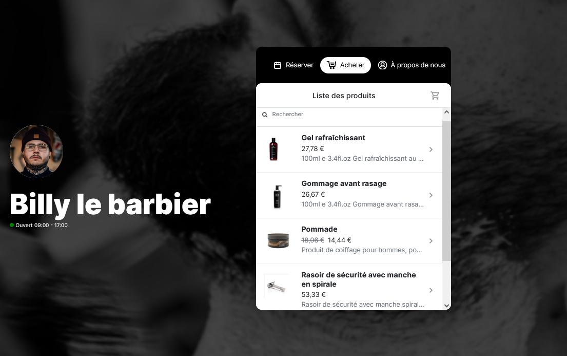 facture facile boutique en ligne acheter